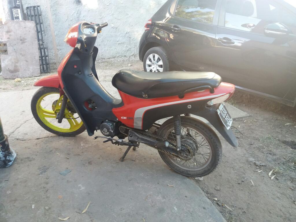 Moto Cerro Venta Es Muy Buen Estado