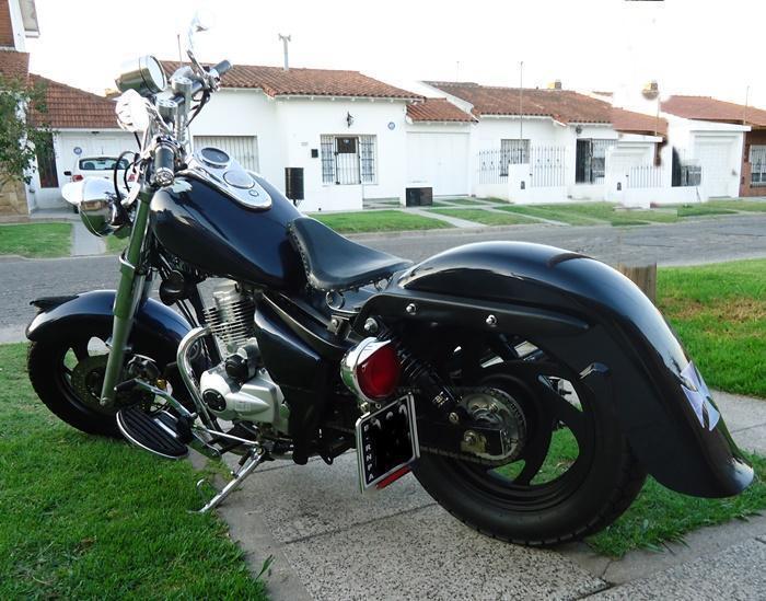 BOBBER, Zanella Patagonian 150 Año 2010. Vendotomo moto