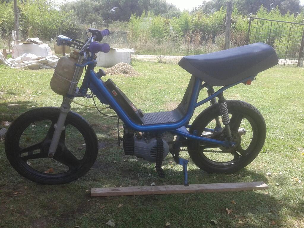 Ciclomotor Zanella 50 Cc