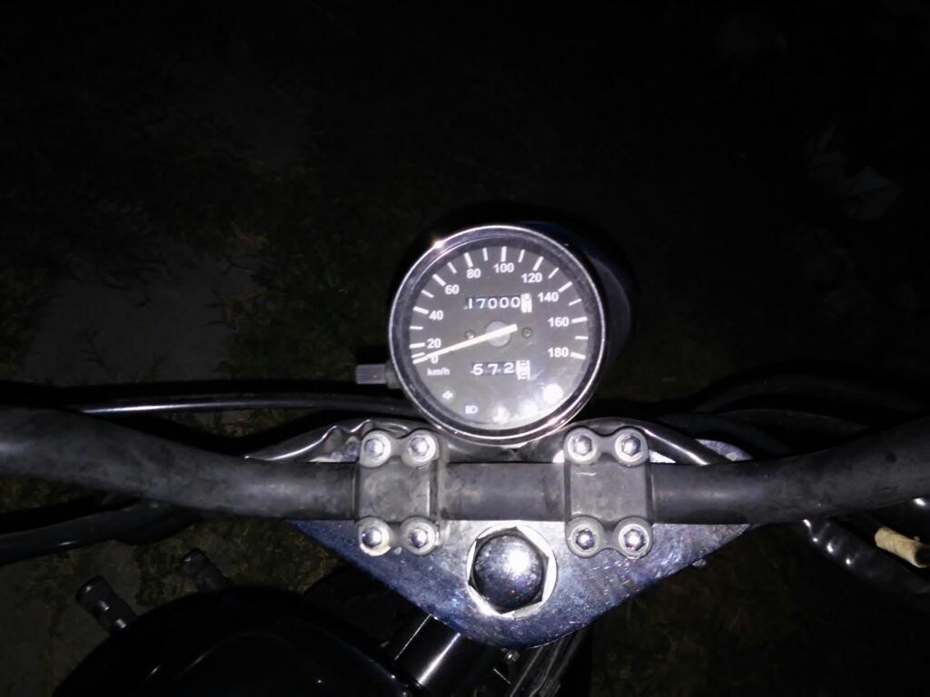 Vendo Jawa Bobber 350