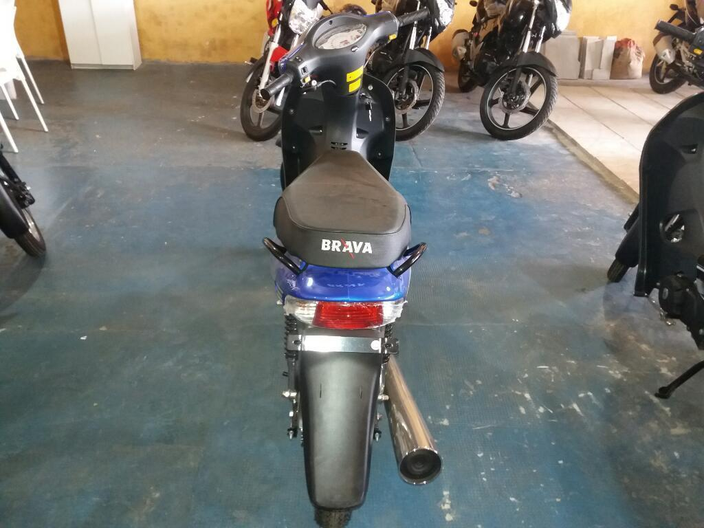 Vendo Moto Brava 110 0km