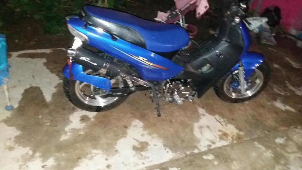 Moto Tuning 110 Casi Nueva