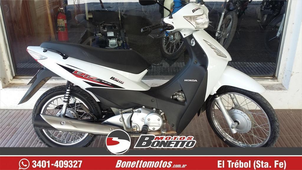VENDO HONDA BIZ 125 2015 23900 KM BONETTO MOTOS