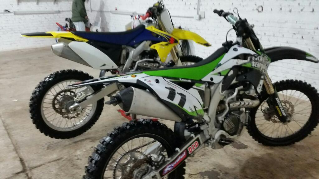 Kxf 450 Impecable