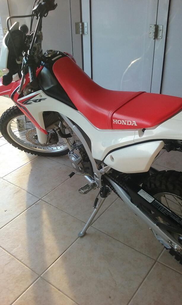 Vendo Excelente Moto Honda C R F 250l Ig