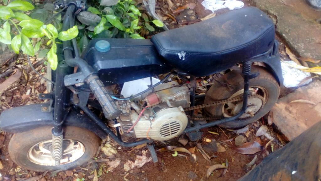 Vendo Moto Motor 50