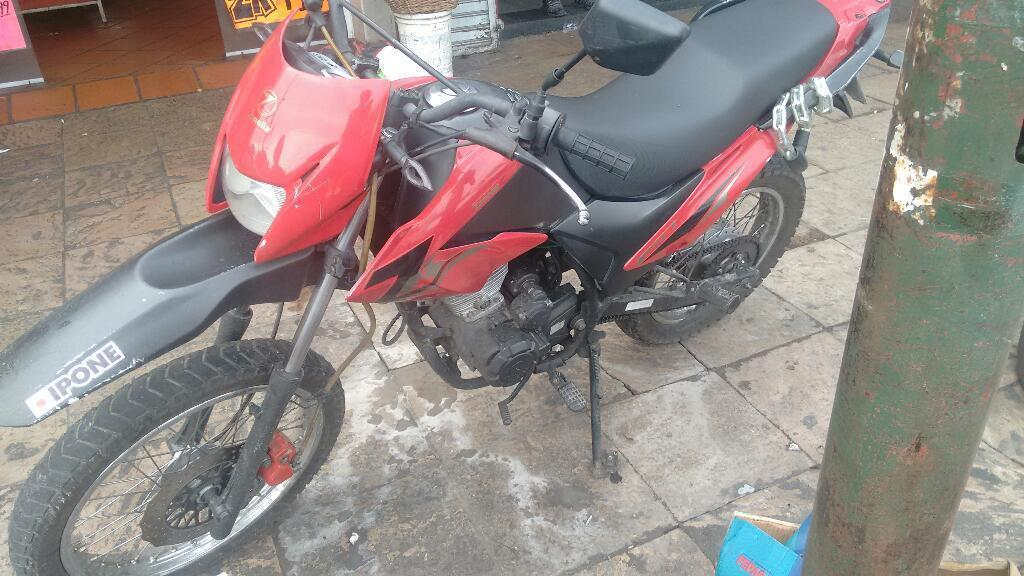 Moto Zr 150