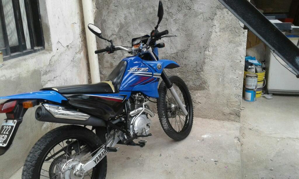 Vendo Xtz 125 Modelo 2011 Nueva