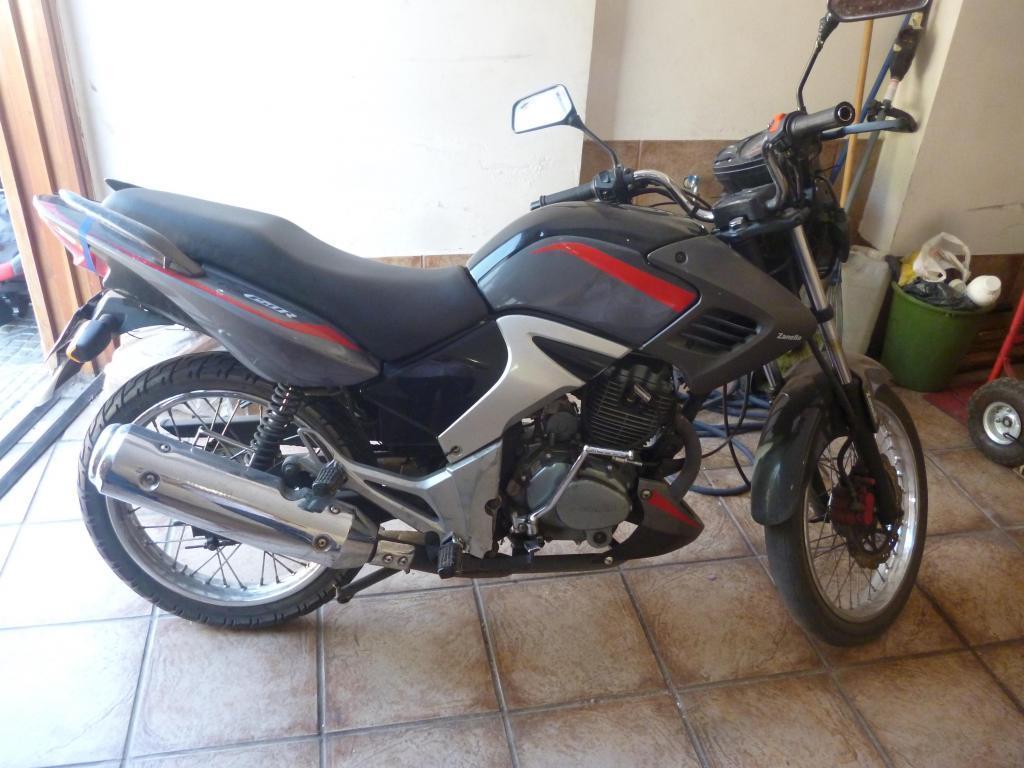 VENDO ZANELLA RX 150 R USADA