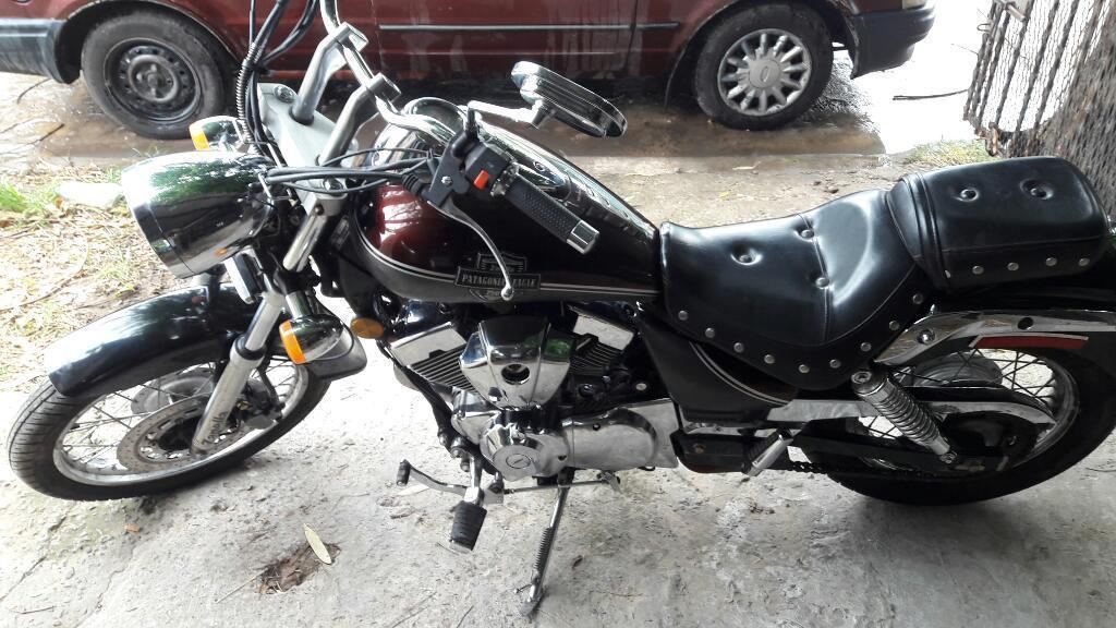 Moto Guiuston Chopera 250cc