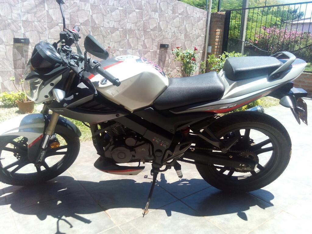 Vendo Moto Zanella Naked 200 Cc
