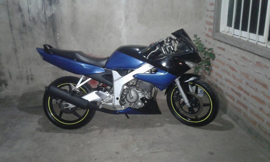 Vendo Suzuki Fxr 150 4t