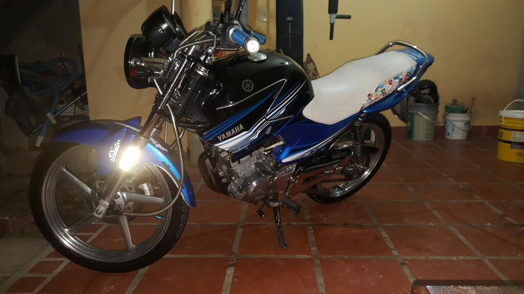 Moto Ybr Full