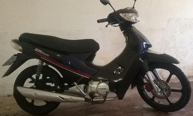 Moto Zanella Zb 110 Z1 Full 2016