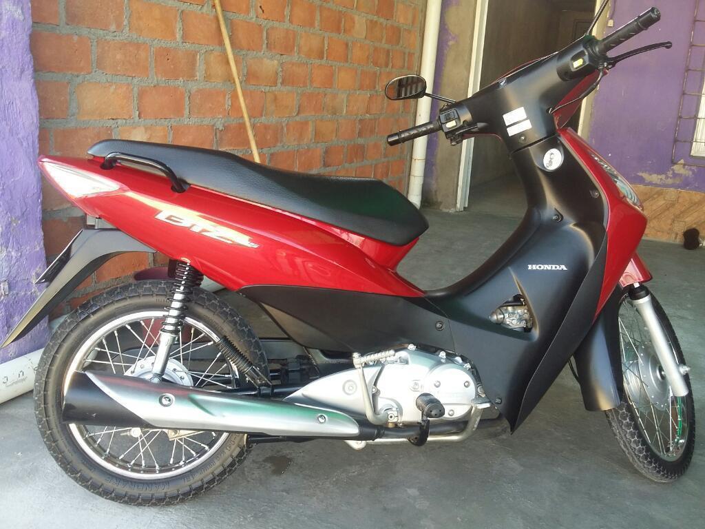 Honda biz 125 2014 impecable unica con 6mil km $25mil pesos