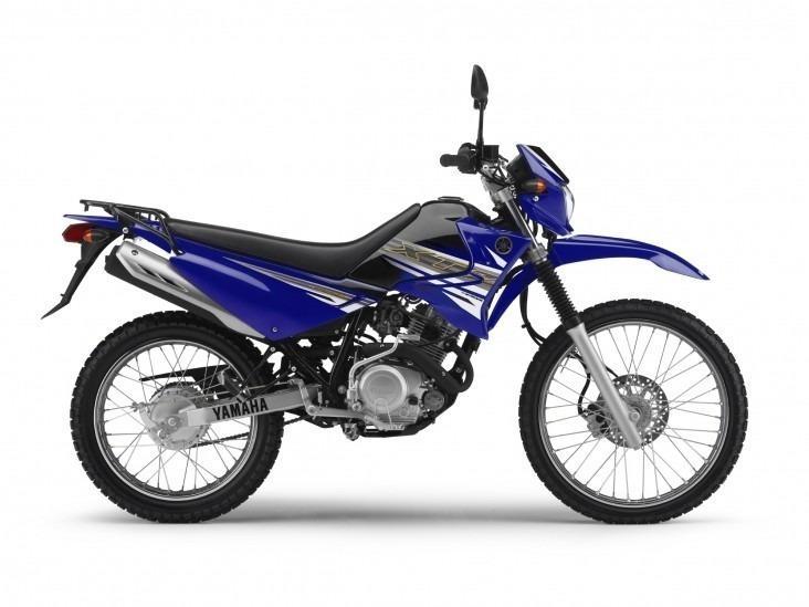 Yamaha xtz 125 color brick7 motos for Yamaha xtz 125