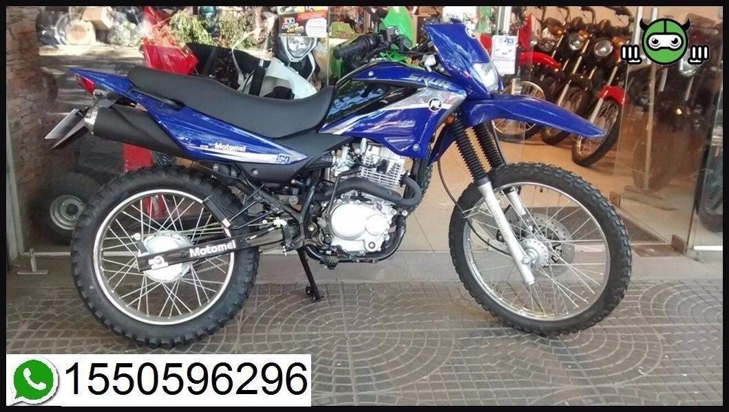Motomel Skua 150 Nueva Enduro 0km Mega Moto No Triax Zr