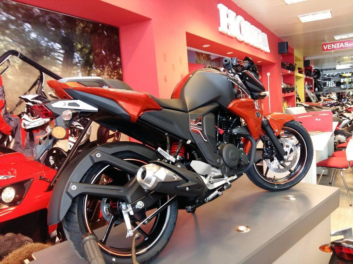 Yamaha Fz Fi Sport - Bondio Motos