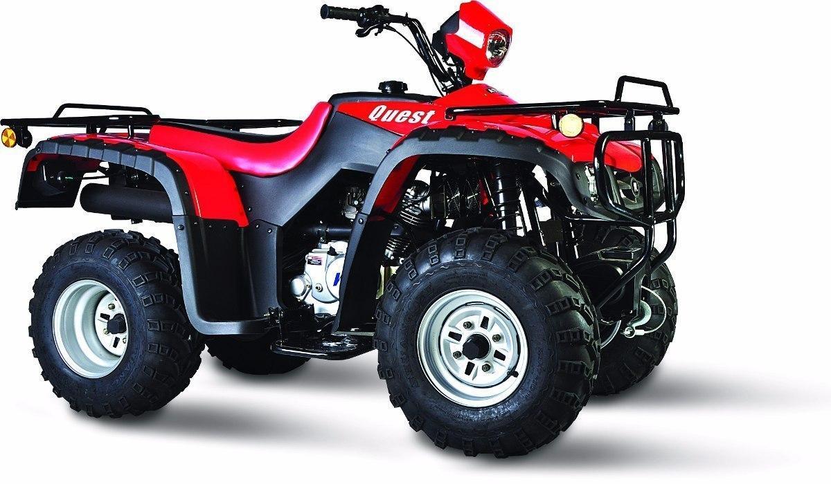 Cuatriciclo Motomel Quest 250 0km Semi Automatico/ Cardanico