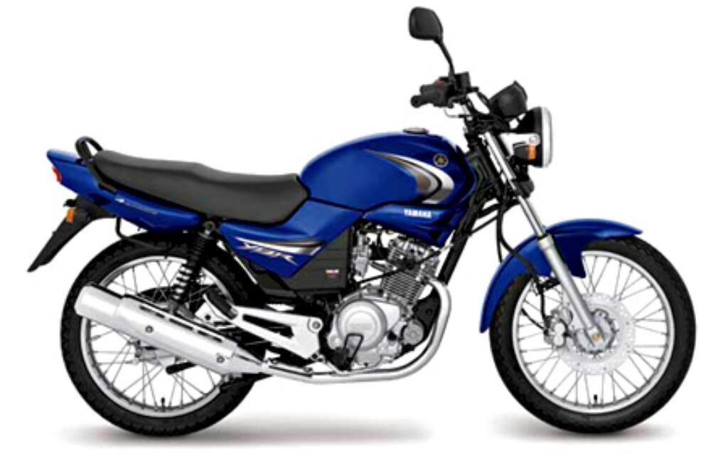 Vendo Yamaha125 Ybr