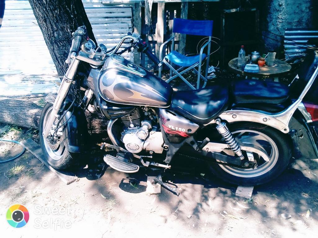 Vendo Moto Gilera Yl150