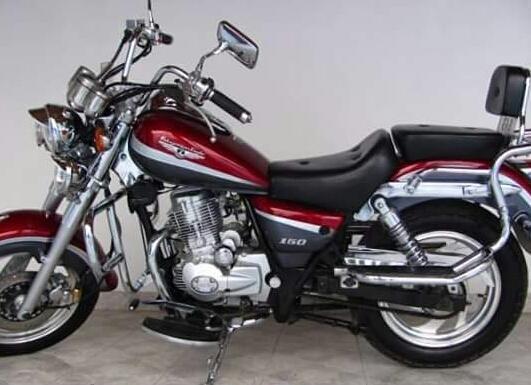 Moto Zanella Patagonia Eagle 150 cc Mod 2013