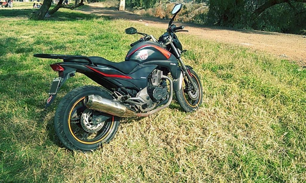 Moto Zanella RX-250