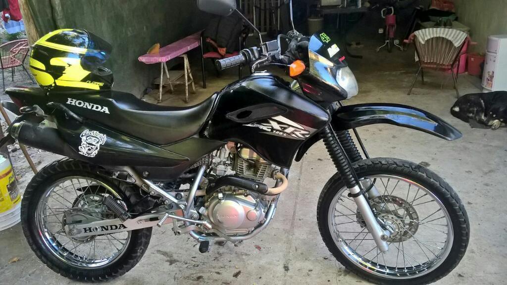 Moto Xr 125 Honda