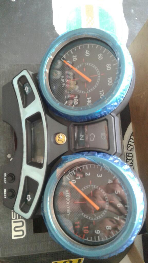 Tablero Velocímetro Yamaha Ybr 250