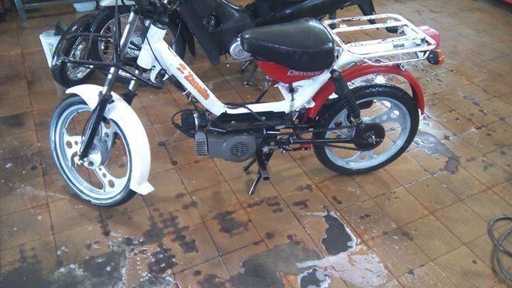 zanella cargo 50cc