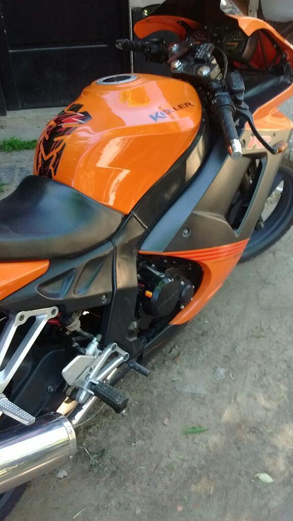 Vendo Moto 260