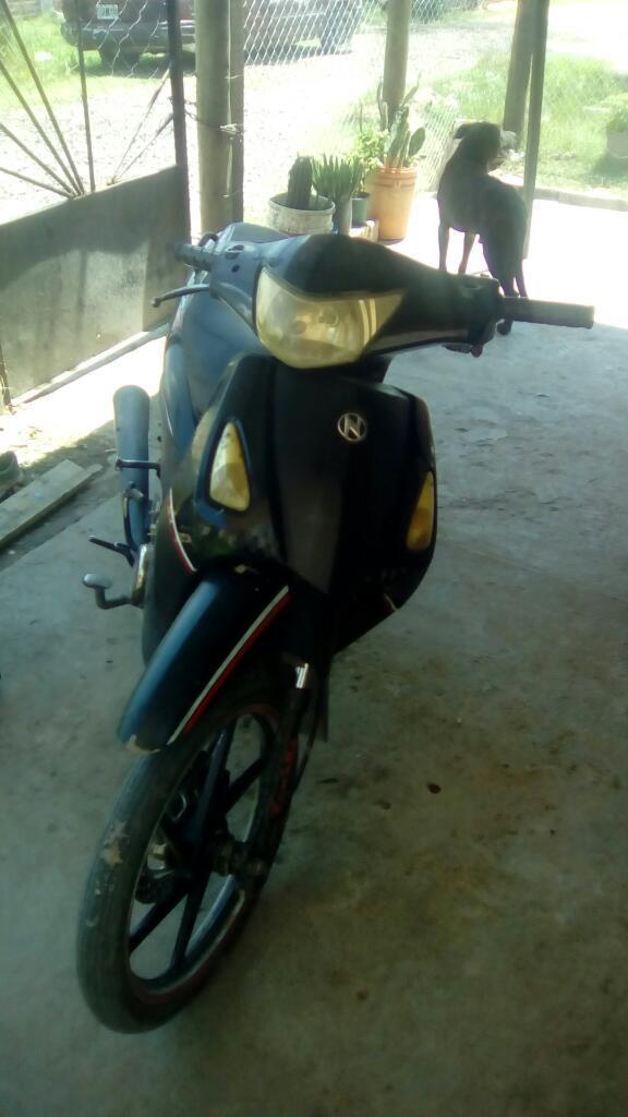 Vendo Zanella Zb 125 Modelo 2011