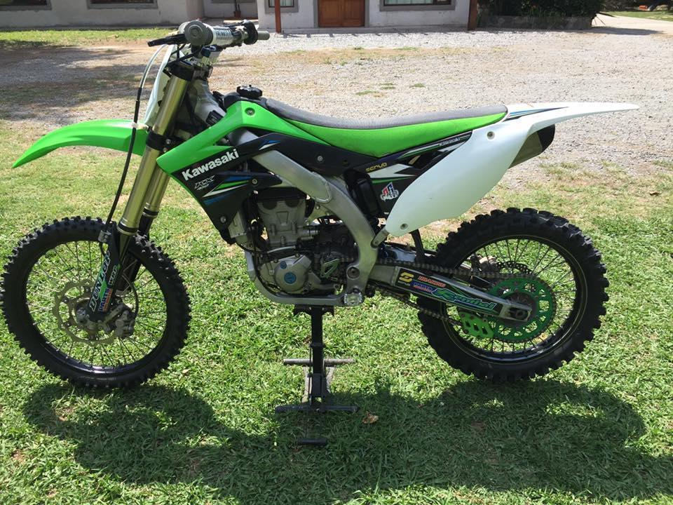 Kawasaki Kxf 450