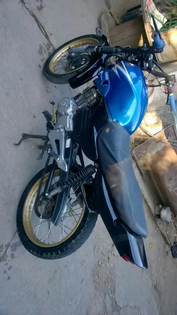 Ybr 125 Carburador Aires Brick7 Motos