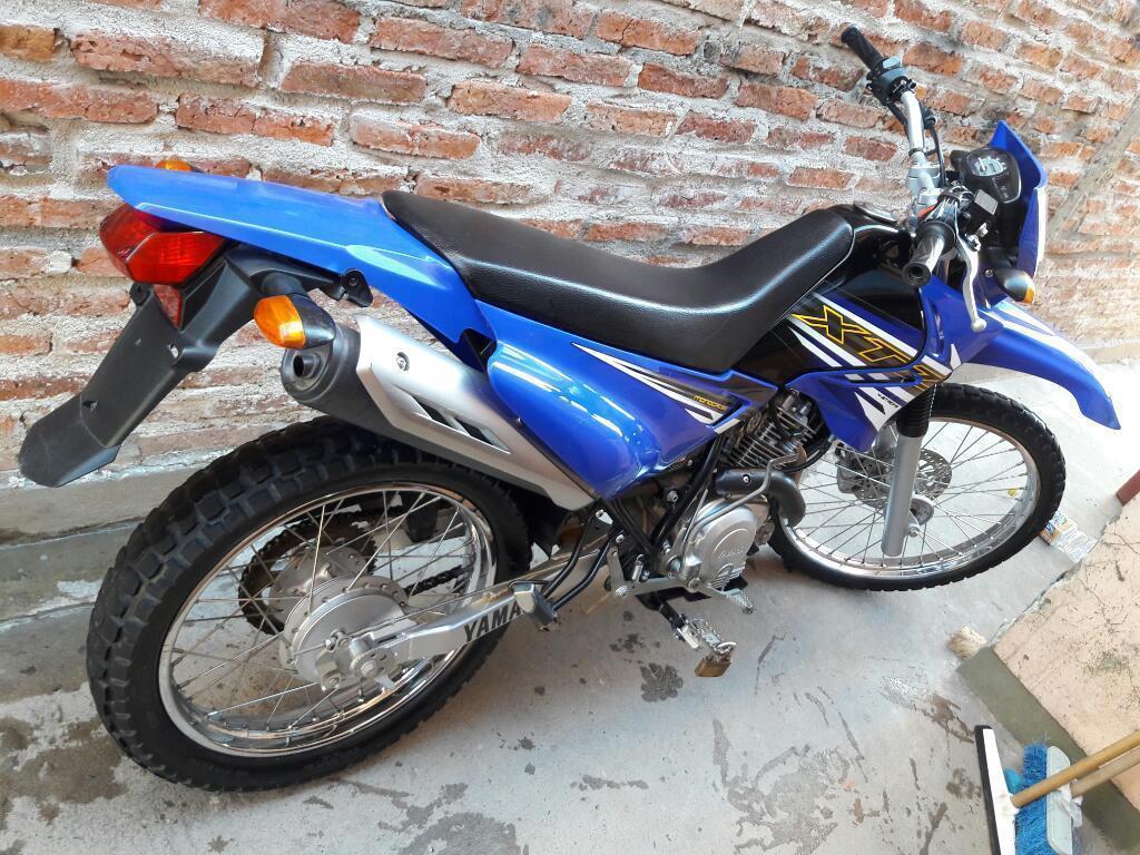 Vendo Impecable Xtz 125 2016 Soy El Titular