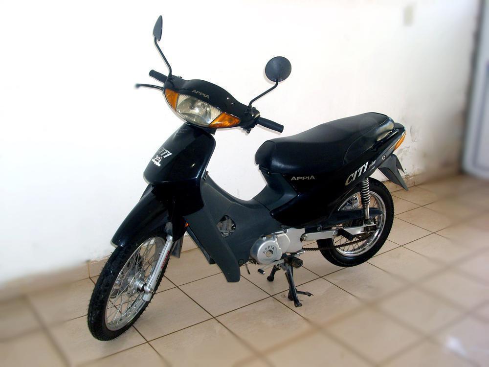 Moto Appia CitiPlus 110 cc. En Excelente Estado. Modelo 2.011 18.000 km