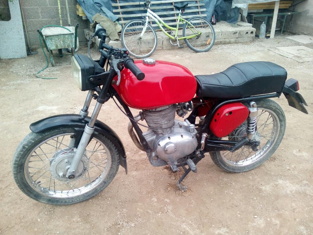 Gilera Extra 200