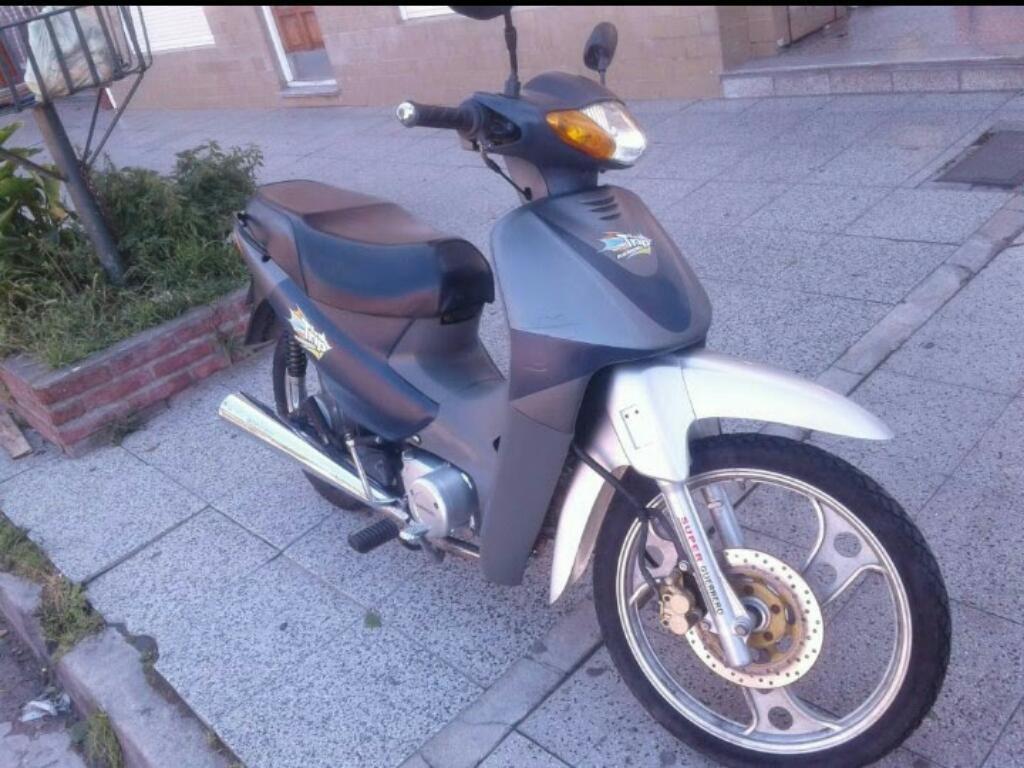 Moto Trip Guerrero 110