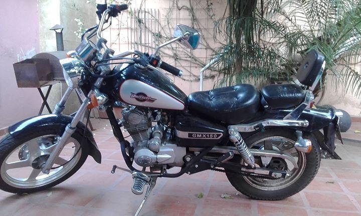 MOTO GUERRERO 150 GMX