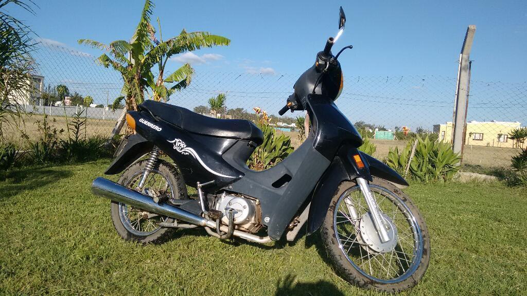 Se Vende Guerrero Trip 110cc