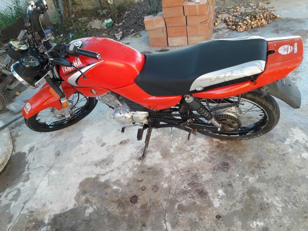 Vendo Moto Ybr 2009