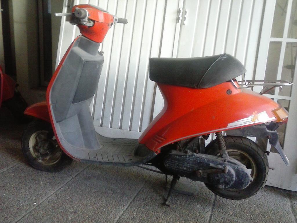 Suzuki 2 Tiempos - Brick7 Motos