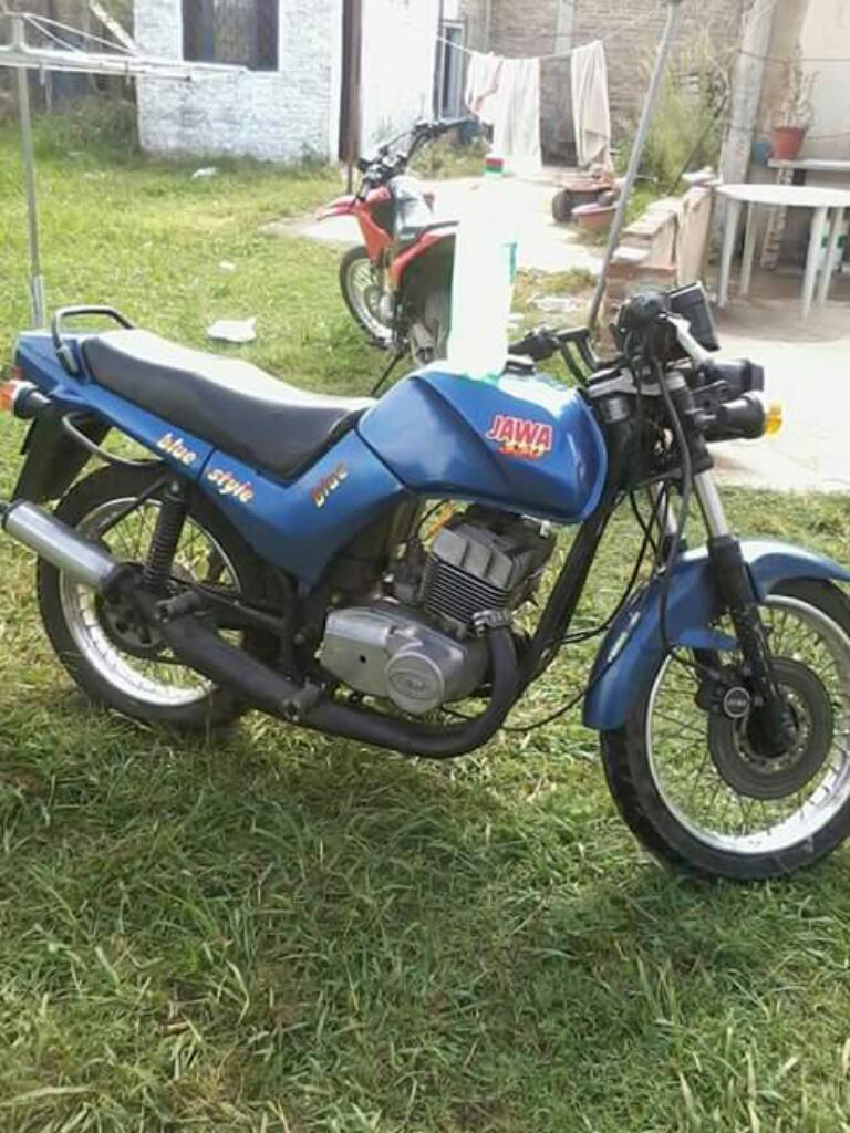 Moto Jawa350.modelo 94