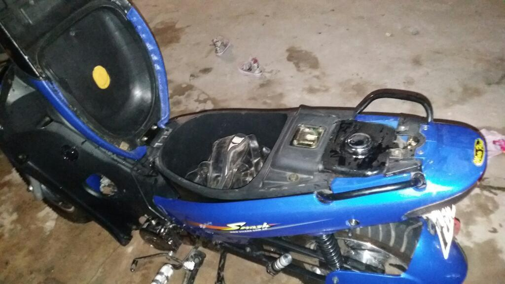 Moto 110 Tuning