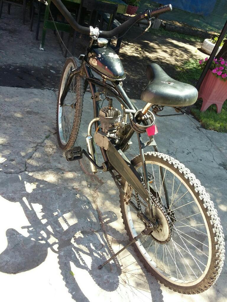 Vendo O Permuto (bici Moto)