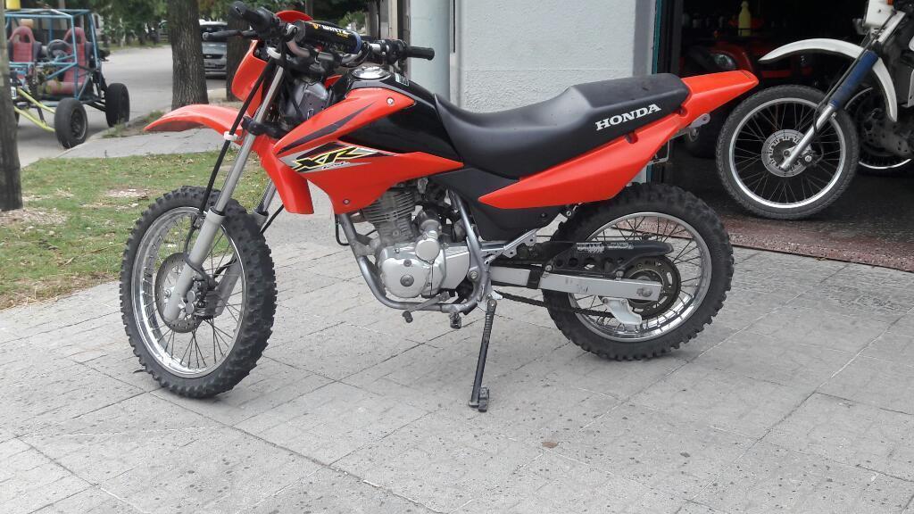 Vendo O Permuto Honda Xr125 Mod 2013