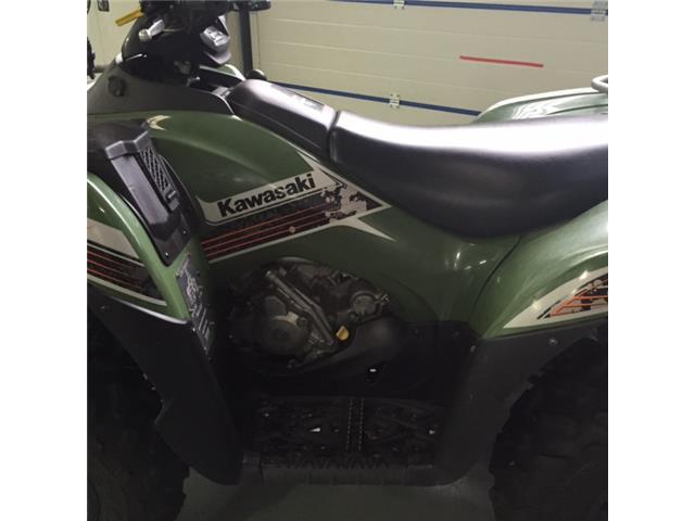 Quad Kawasaki KVF 750