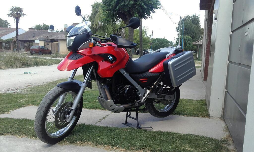 Bmw Gs 650 Impecable