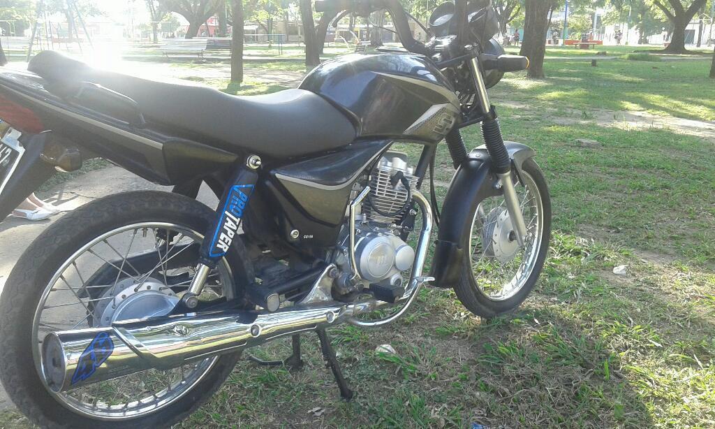 Vendo Motomel Cg S2 150cc Modelo 2015