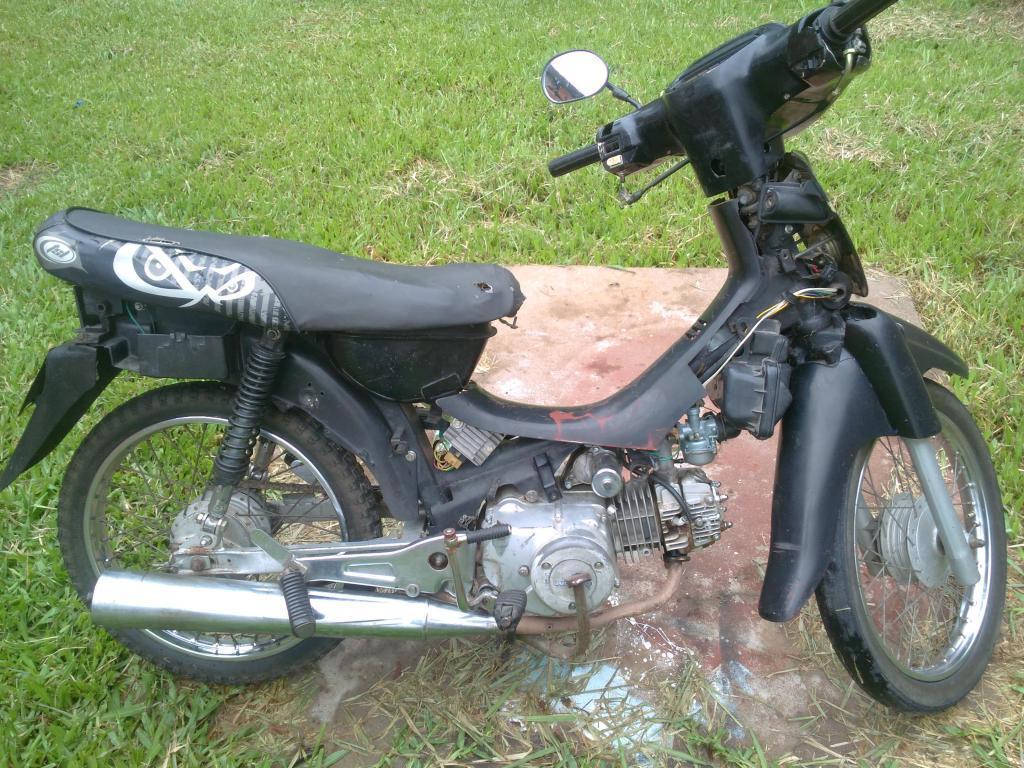 Vendo moto gerrero g110cc